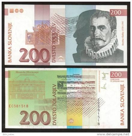 斯洛維尼亞 Jacobus Gallus
